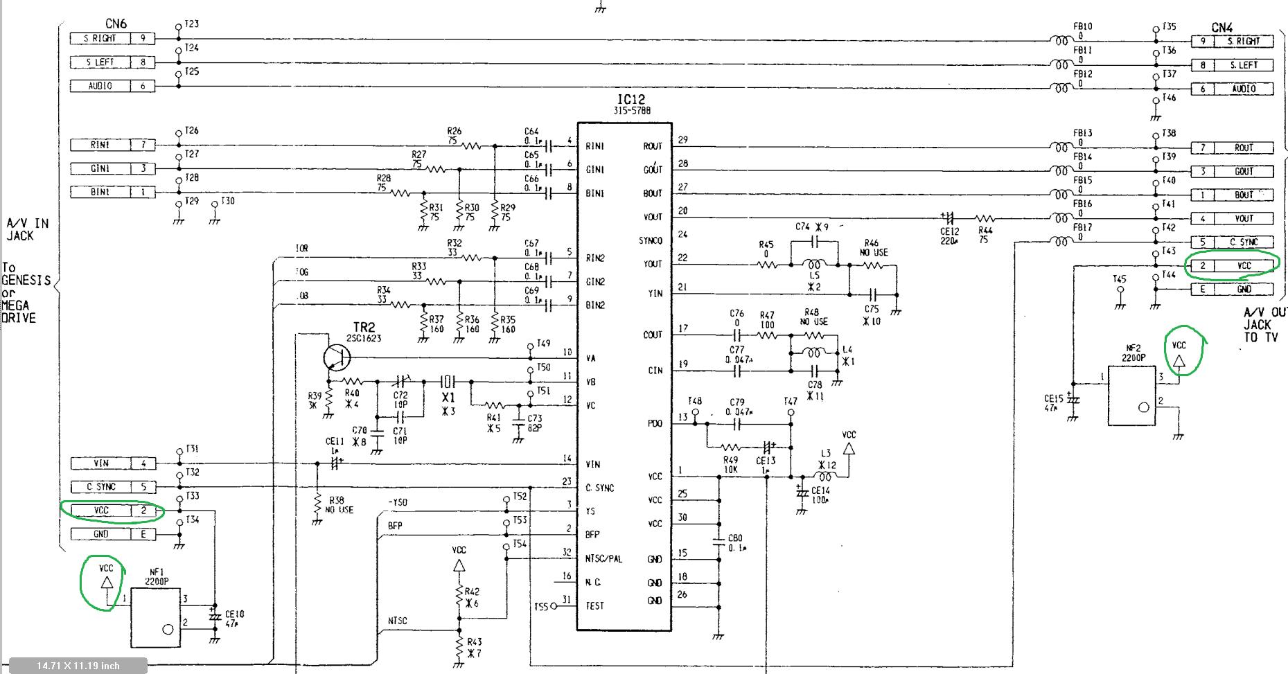 Nice Scart Wiring Diagram Images - Wiring Diagram Ideas - blogitia.com