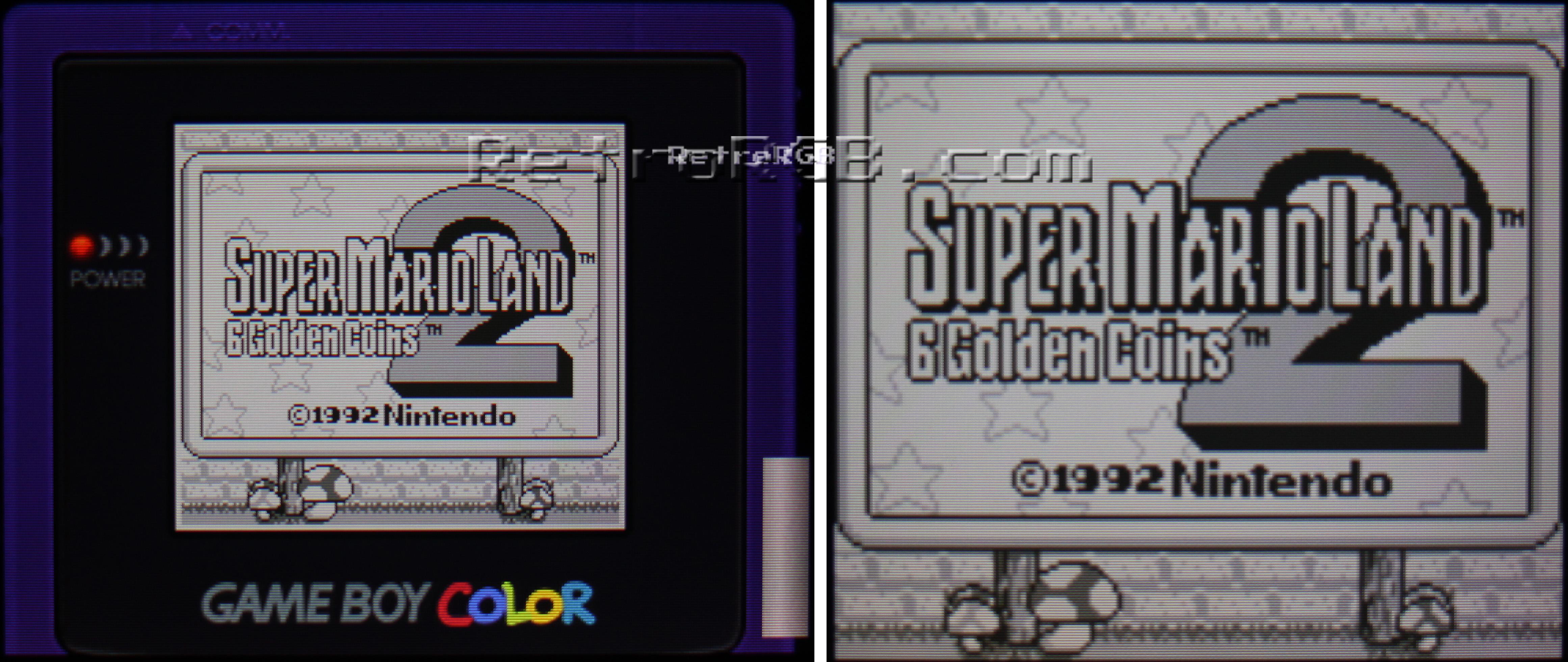 RetroRGB - Nintendo DS & 3DS