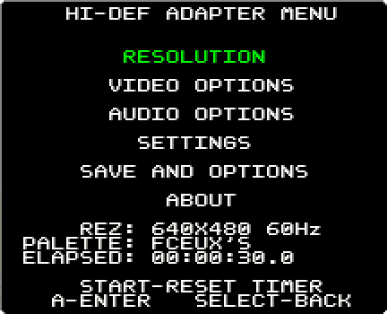 RetroRGB - Hi-Def NES