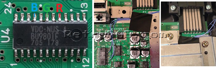 N64 RGB Mod - DIY RGB Amp | RetroRGB
