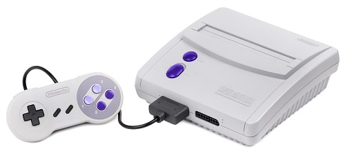 Nintendo is going to launch SNES mini this year