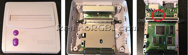 SNES Mini DIY RGB Mod – RetroRGB