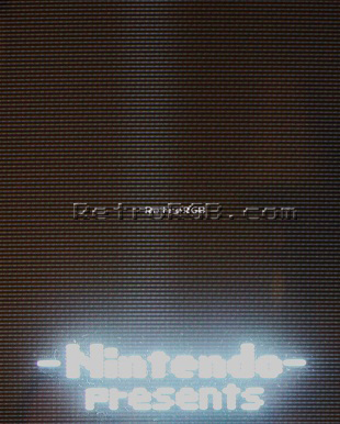 SNES Vertical Line | RetroRGB