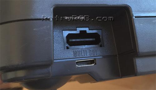 RetroRGB - UltraHDMI