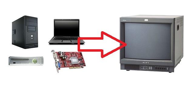 VGA to RGB Monitor – RetroRGB