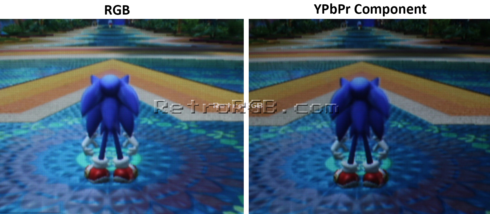 Wii RGB vs Wii Component – RetroRGB