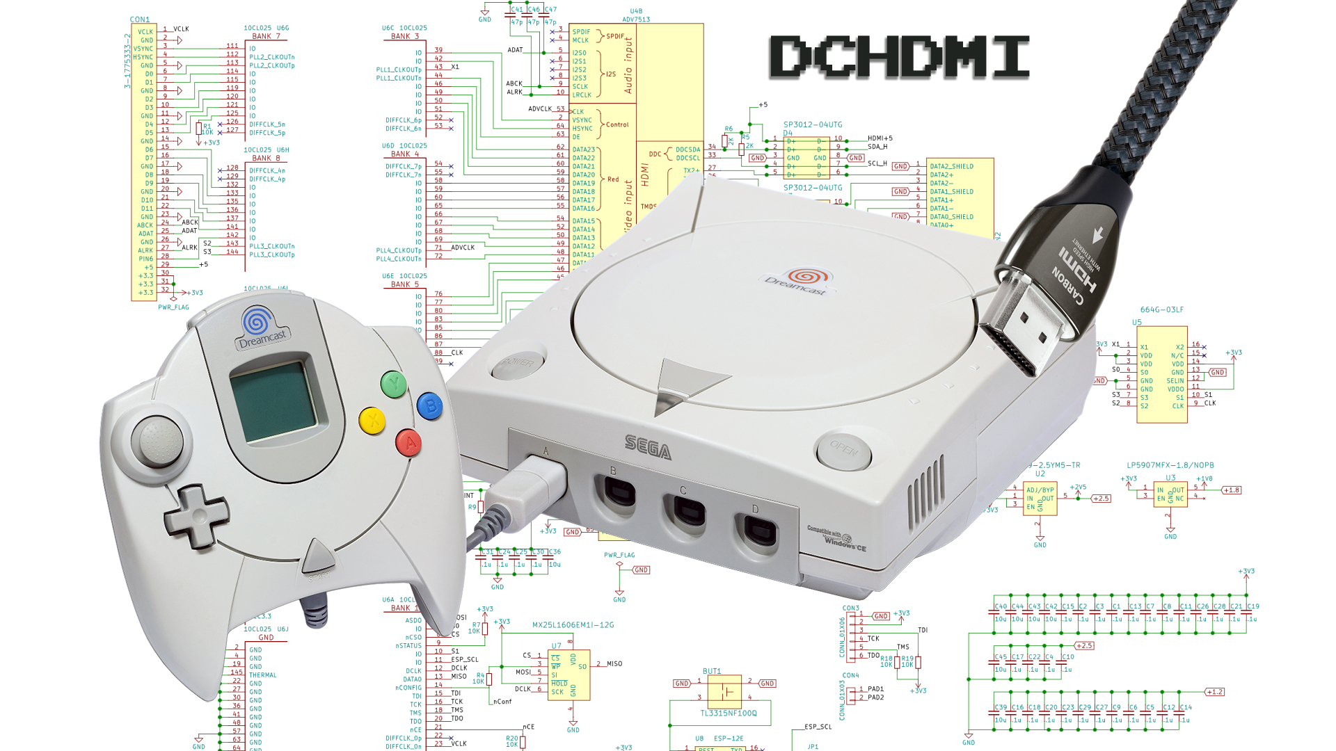 New DCHDMI Firmware Released