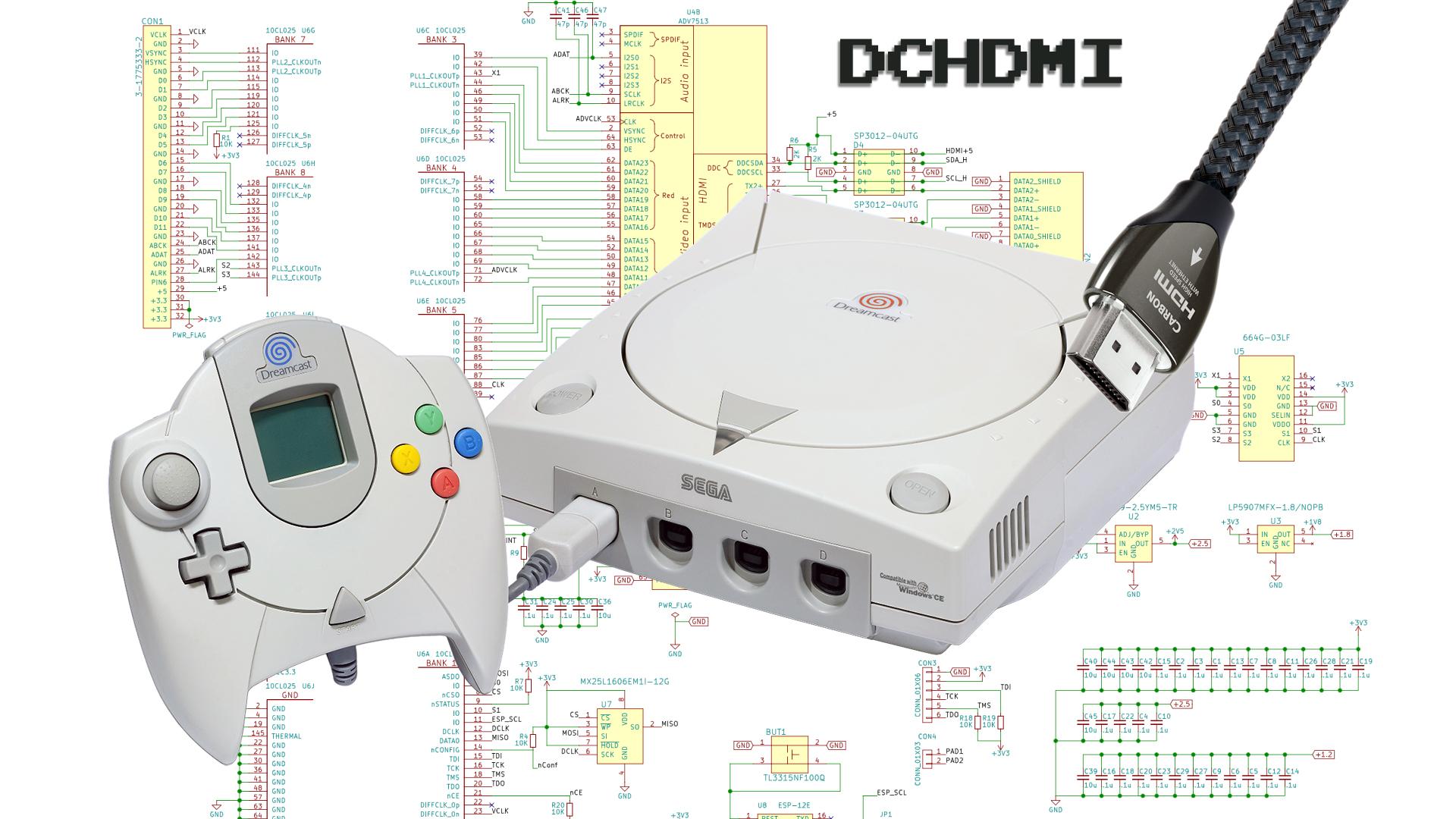 DCHDMI Firmware 4.3