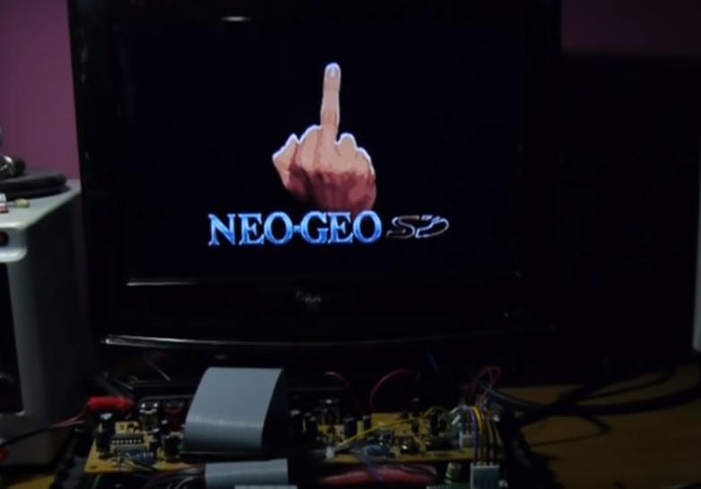NeoGeo CD SD Loader Update
