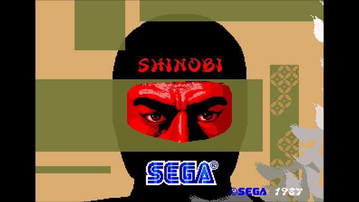 Sega Genesis Shinobi Arcade Port by Tryphon Update