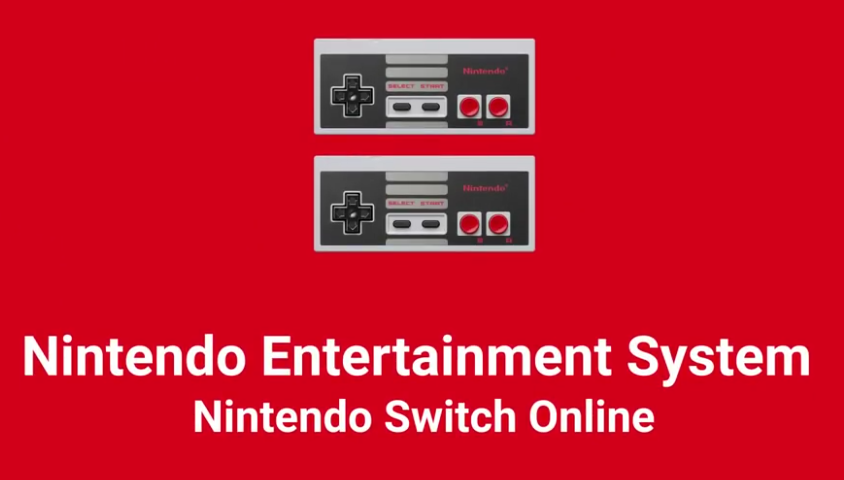 NES Gaming on Demand with Nintendo Online Service
