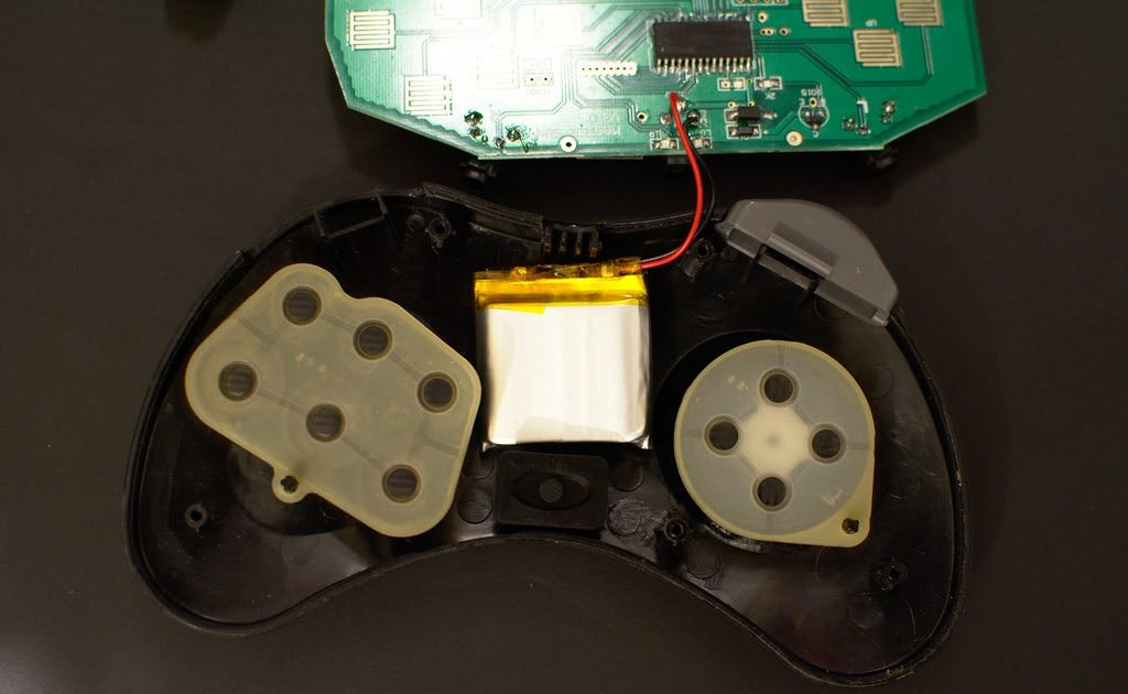 Saturn 2.4G Wireless Controller Kit – 1st Review Posted