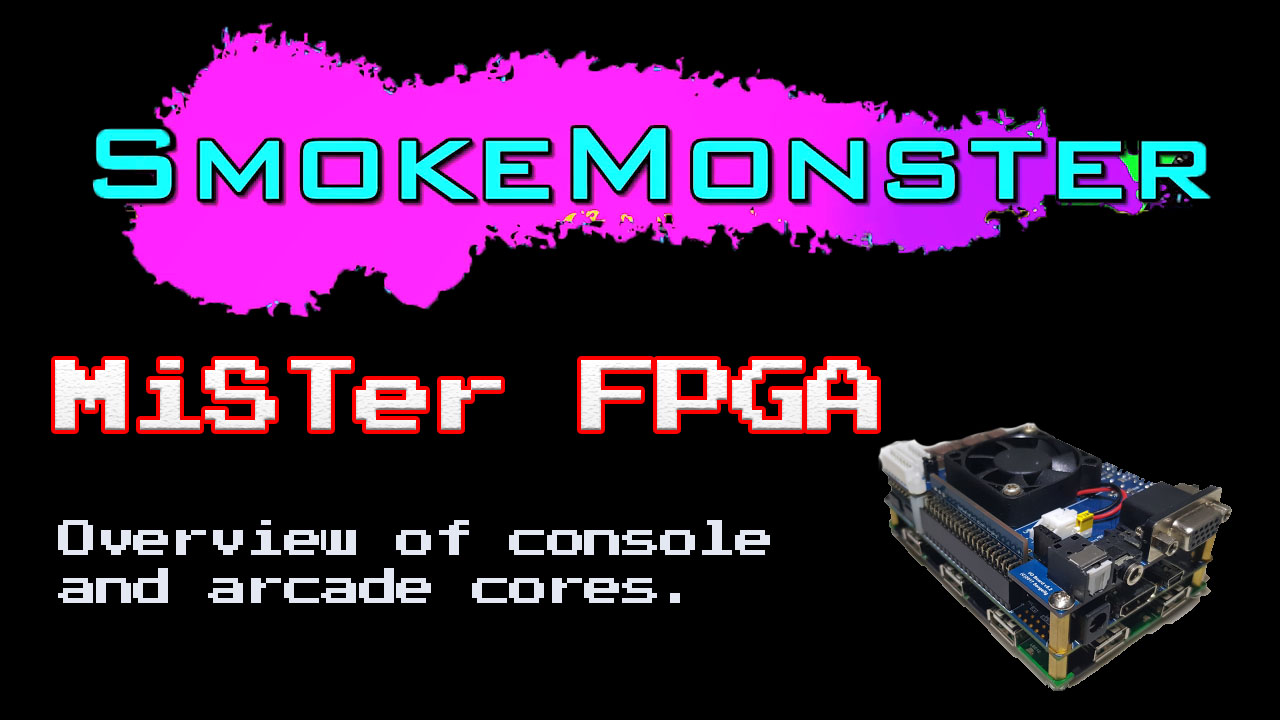 Introducing MiSTer FPGA Multi Console