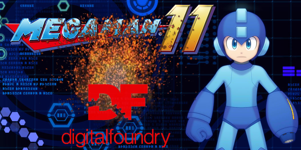 DF Retro Mega Man 11 Review