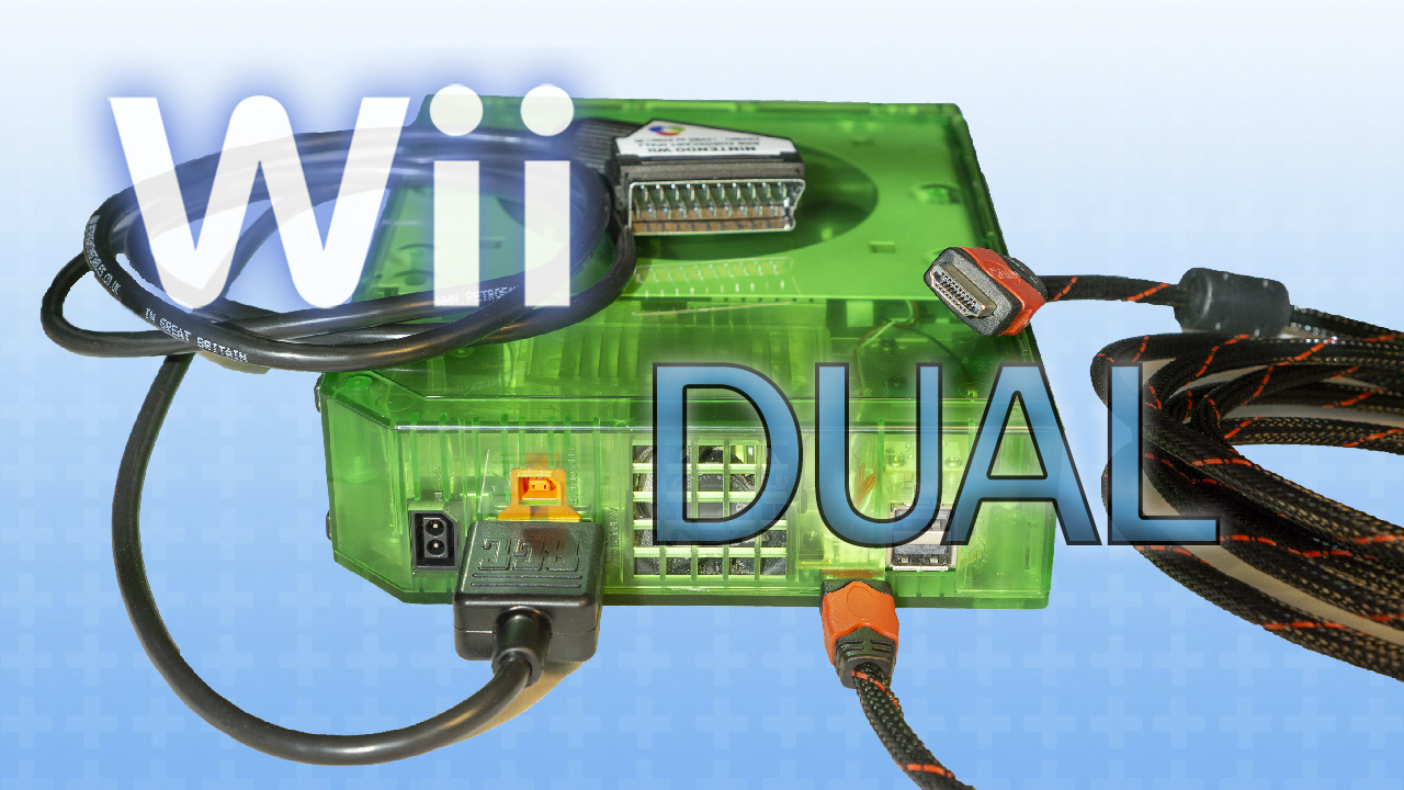 Wii Dual Installation Video