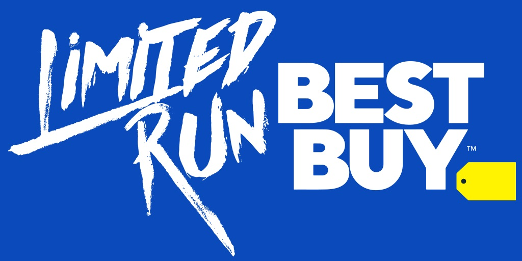 Limited Run Games Selling Through Best Buy