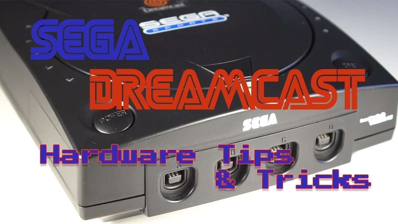 Dreamcast Tips & Tricks