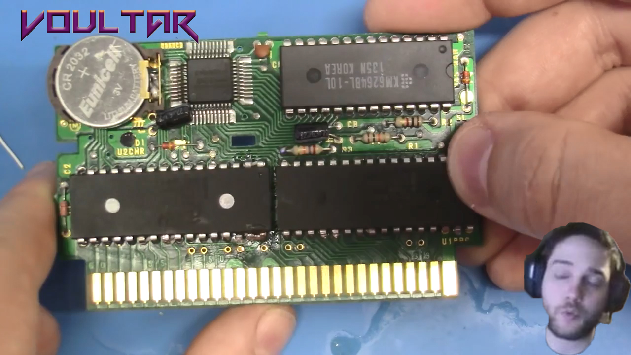 Tutorial: Famicom Cartridge Conversions