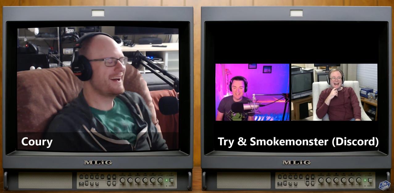 My Life in Gaming & SmokeMonster Talk MiSTer