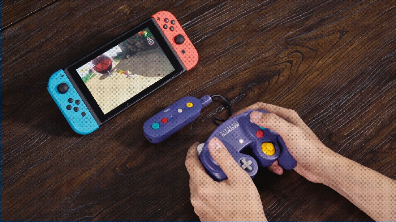 8BitDo's 'GBros.' Wireless Switch Adapter