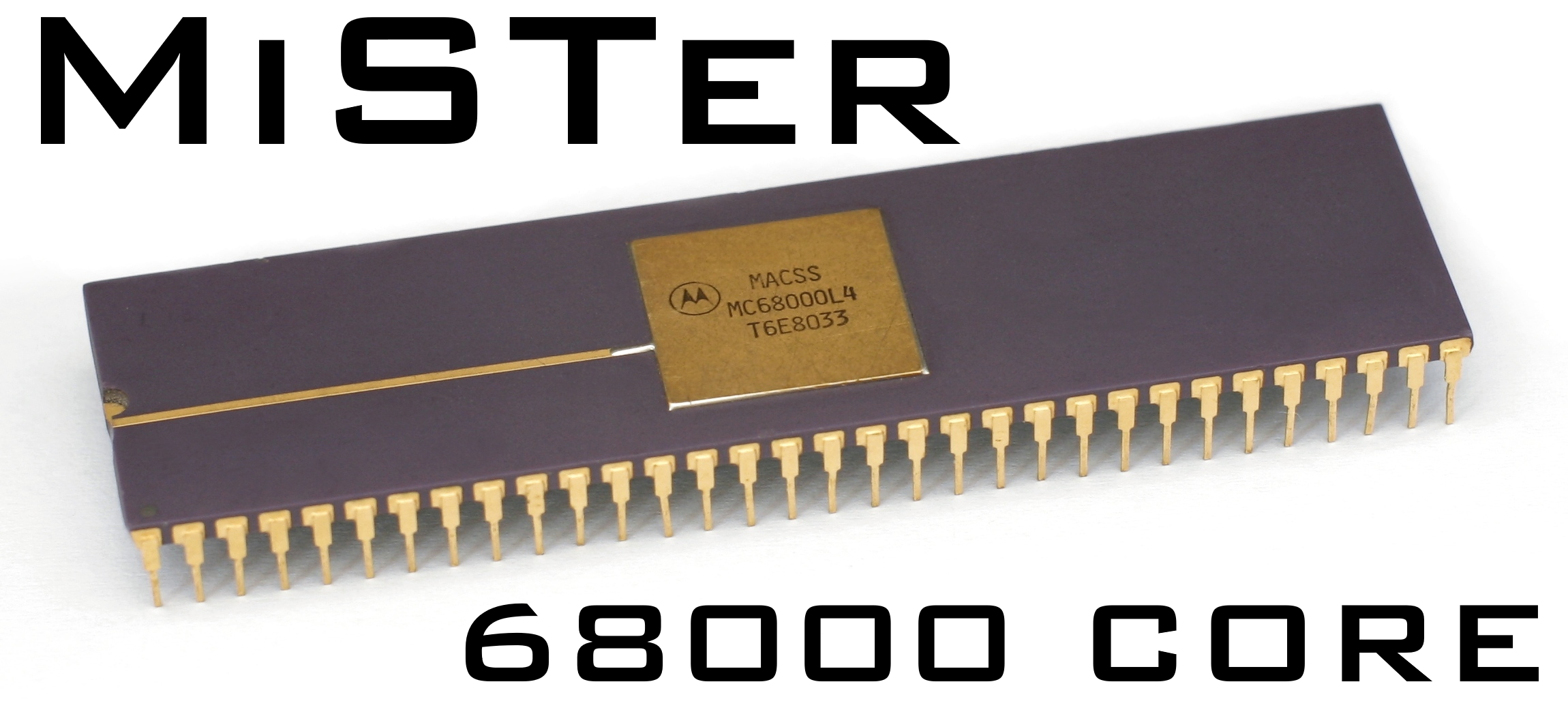 MiSTer FX68K Cycle-Accurate Motorola 68000 Core Source Released