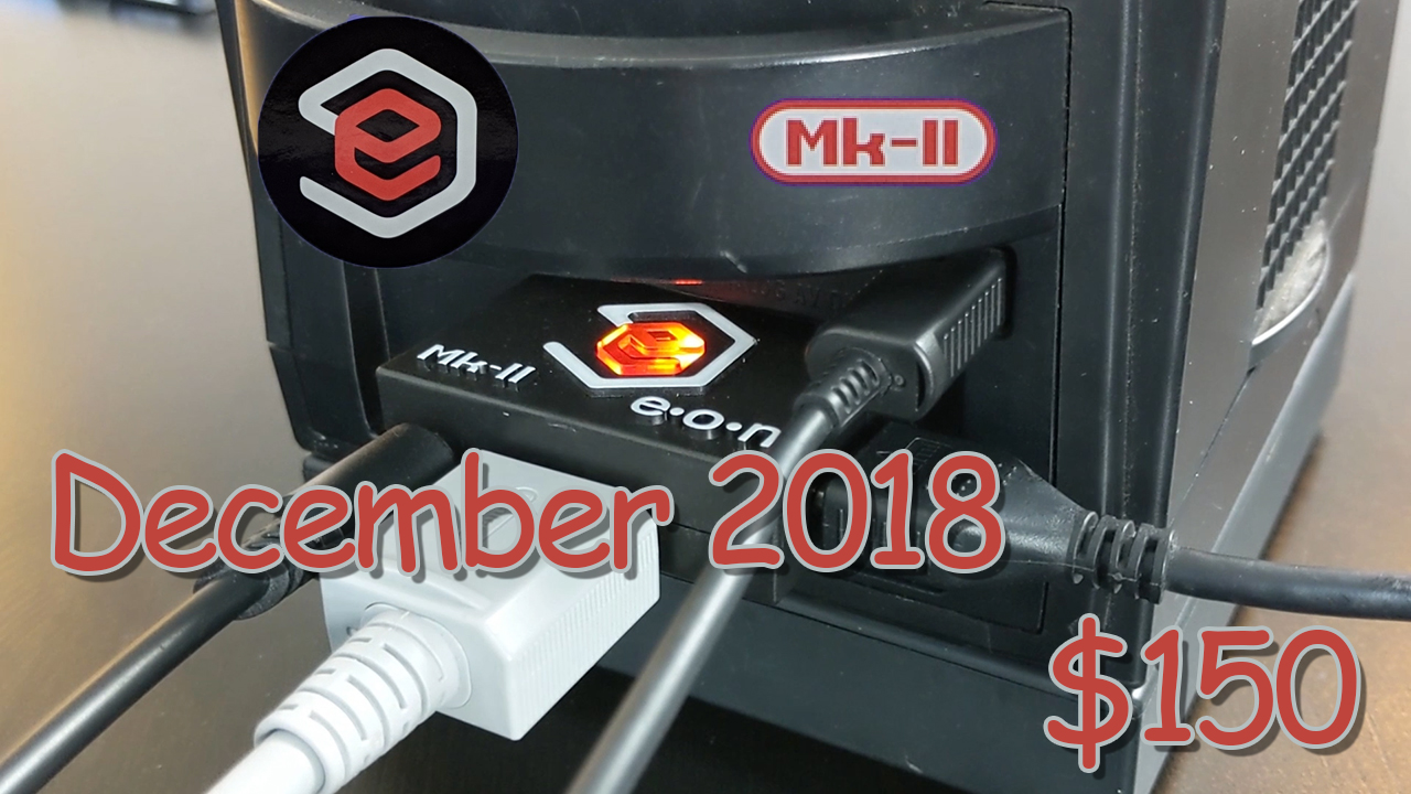 EON Announces GCHD Mk-II for $150