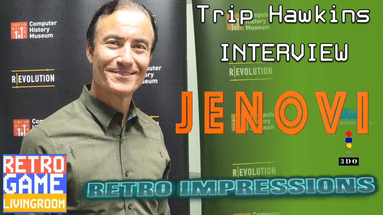 Interview with EA / 3DO's Trip Hawkins