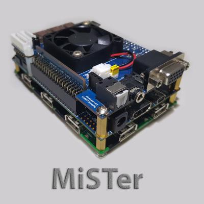 MiSter Core Updates: Genesis, SMS, NES, GB, TG16