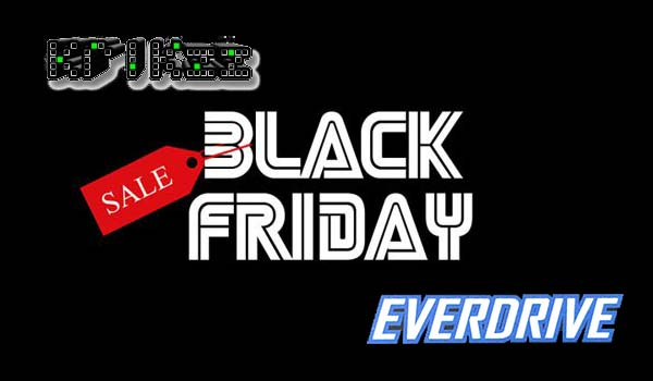 Krikzz' Black Friday Sale starts November 23rd!
