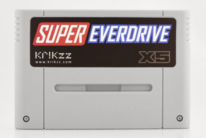 Super EverDrive X5