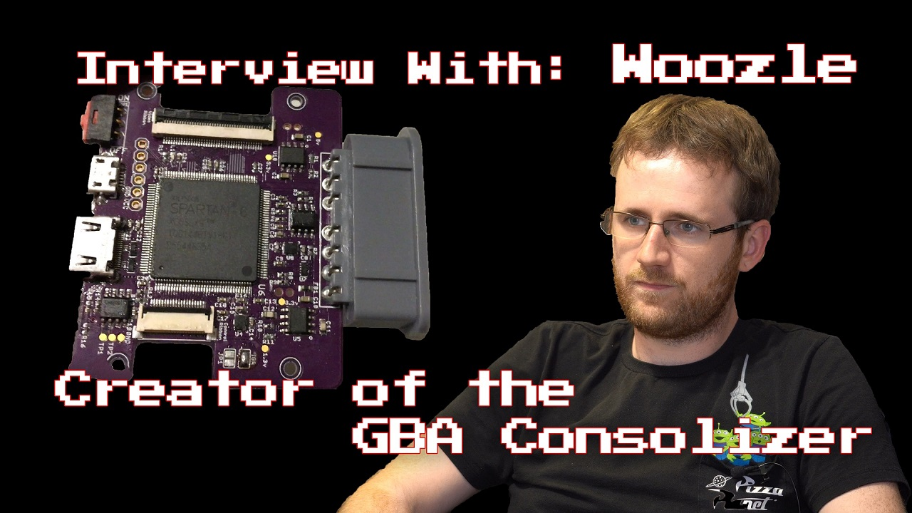 Interview with GBA Consolizer Creator Woozle