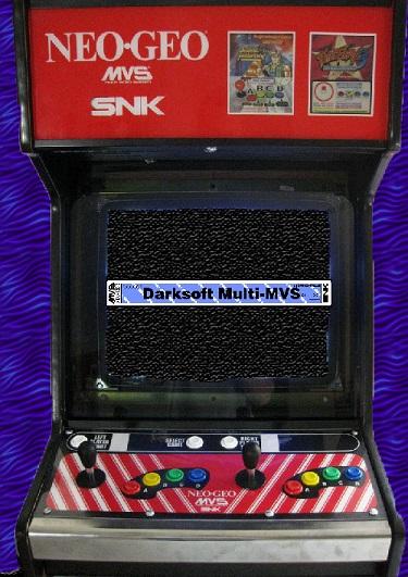 New Firmware & Menu Released for Darksoft's MultiMVS