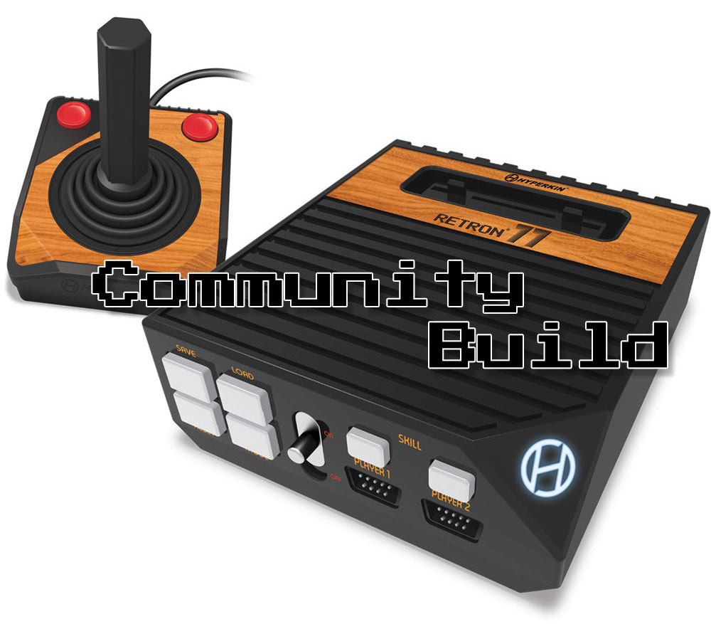 Retron77 Community Build Updated