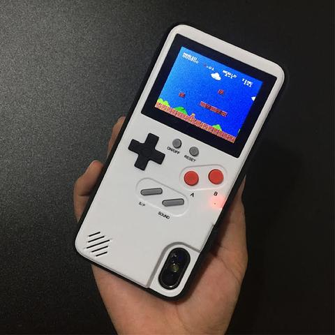 """Game Boy Color"" iPhone Case for $35"