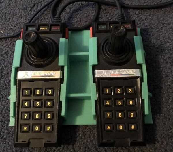 Atari 5200 Dual Controller Coupler