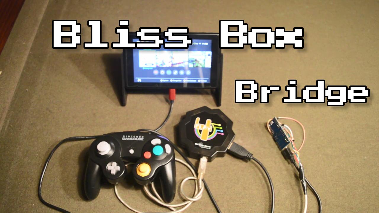"Bliss-Box ""Bridge"" Prototype Shown"