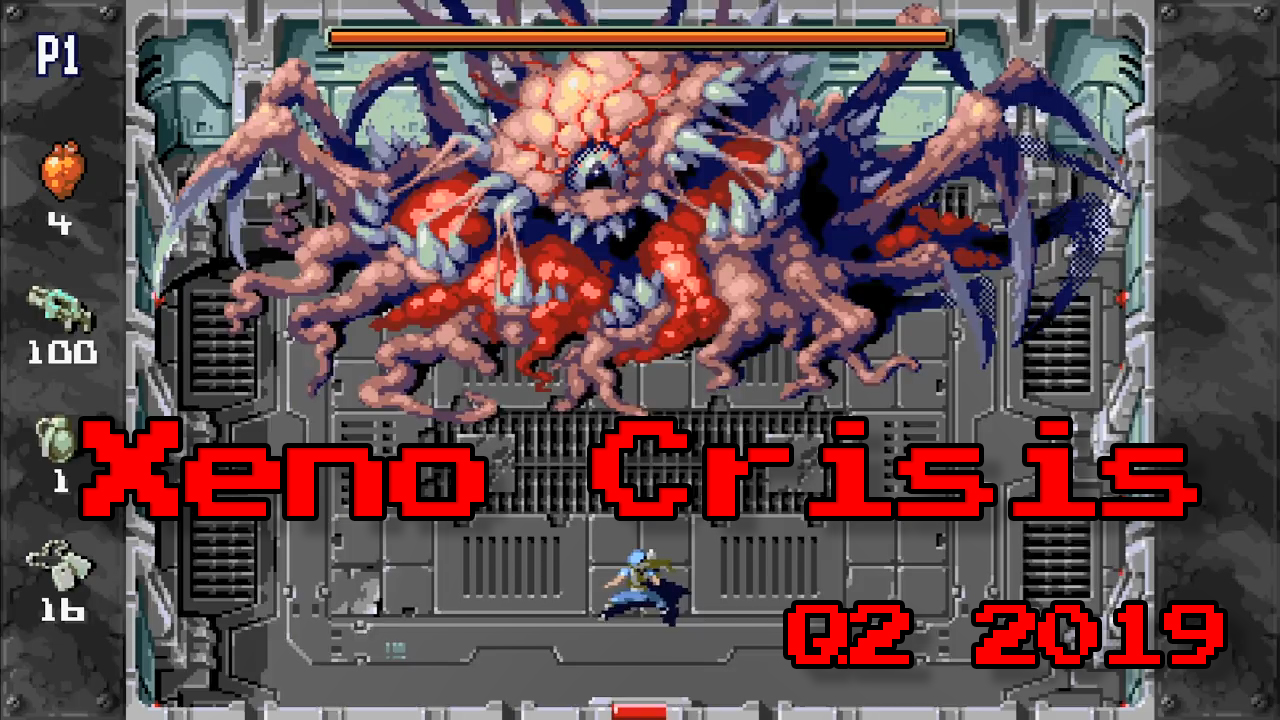Neo Geo Versions Of Xeno Crisis Available For Pre-order