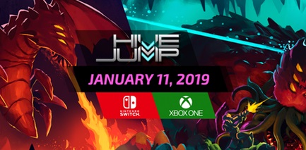 Hive Jump Announced Switch Launch Date