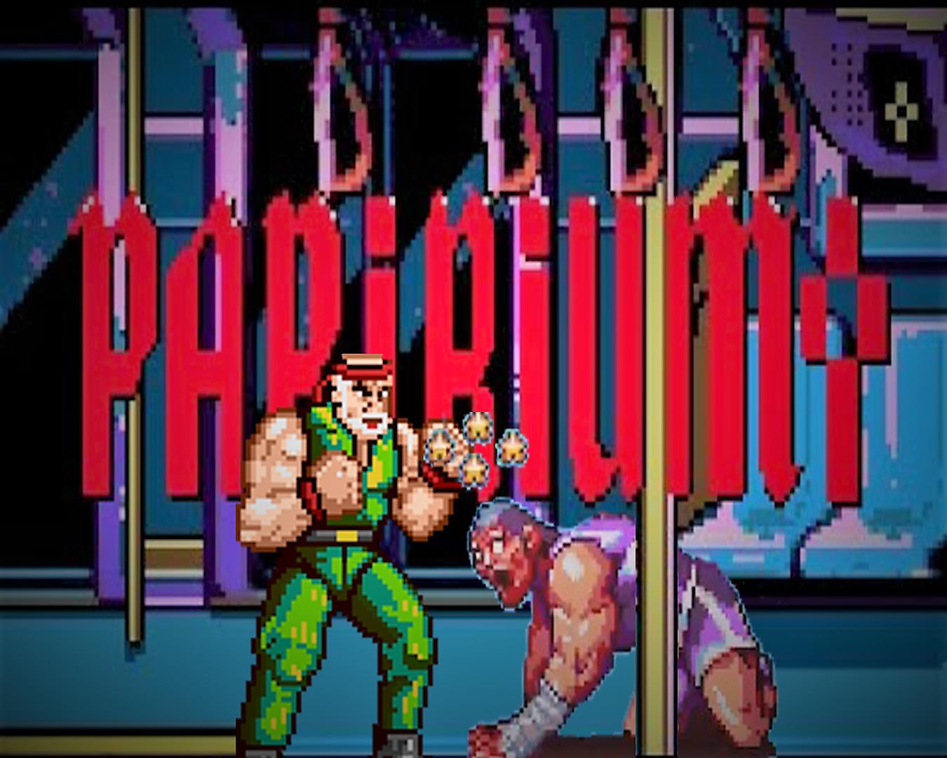 Out of the ashes of Paprium, Rises PapiRium!