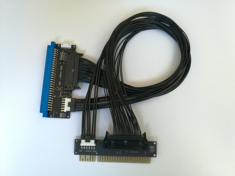 HAS JAMMA extension harness