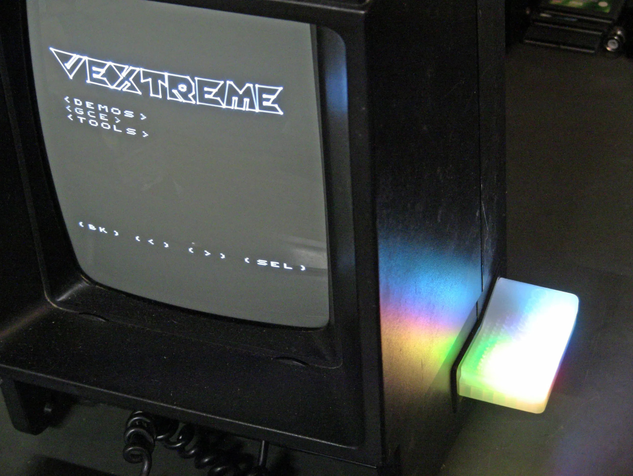 Vextreme up for sale by GameTechUS