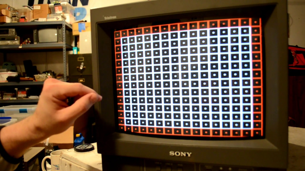 Calibrating Geometry on a PVM