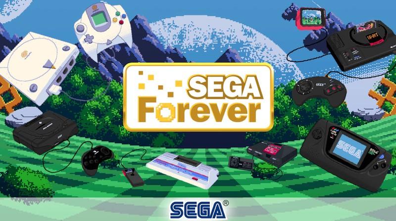 'Sega Forever' Now Sega's Official Retro Social Media Channels