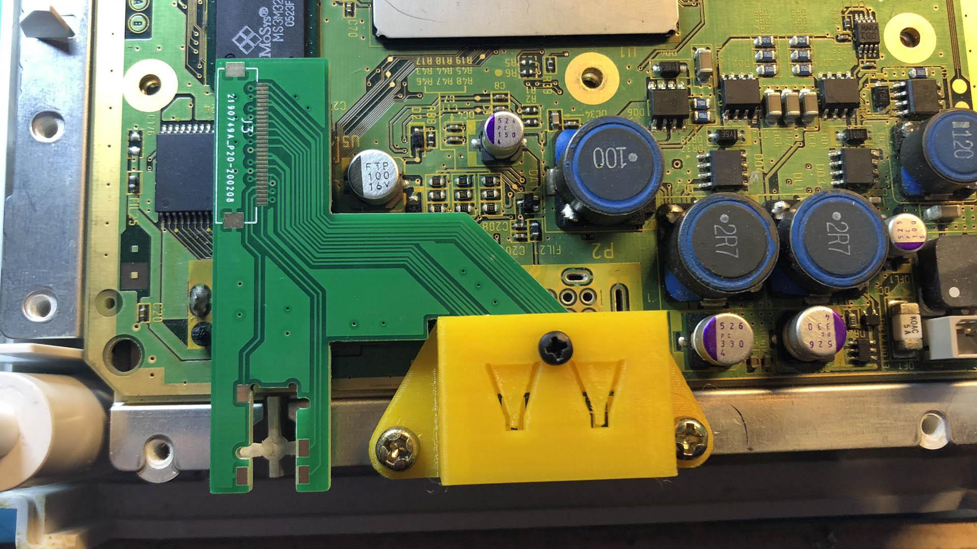 Digital Solution for Model 101 GameCube's