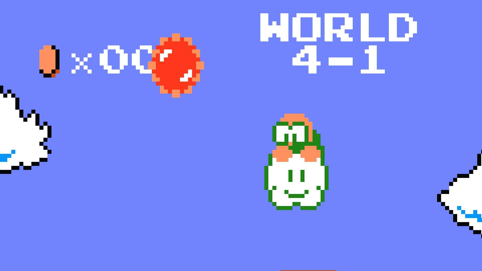 Bug in Super Mario Bros (NES) discovered, patched
