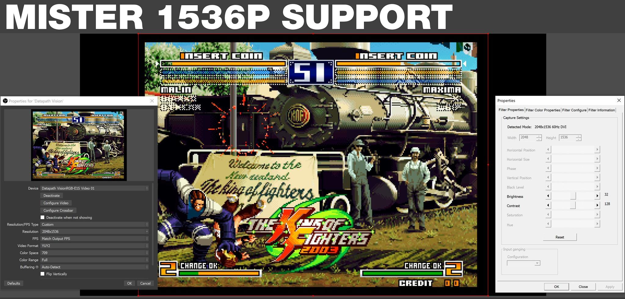 "MiSTer 1536p Support Added – ""3K"" ""Retina"" Video Mode Recipe"