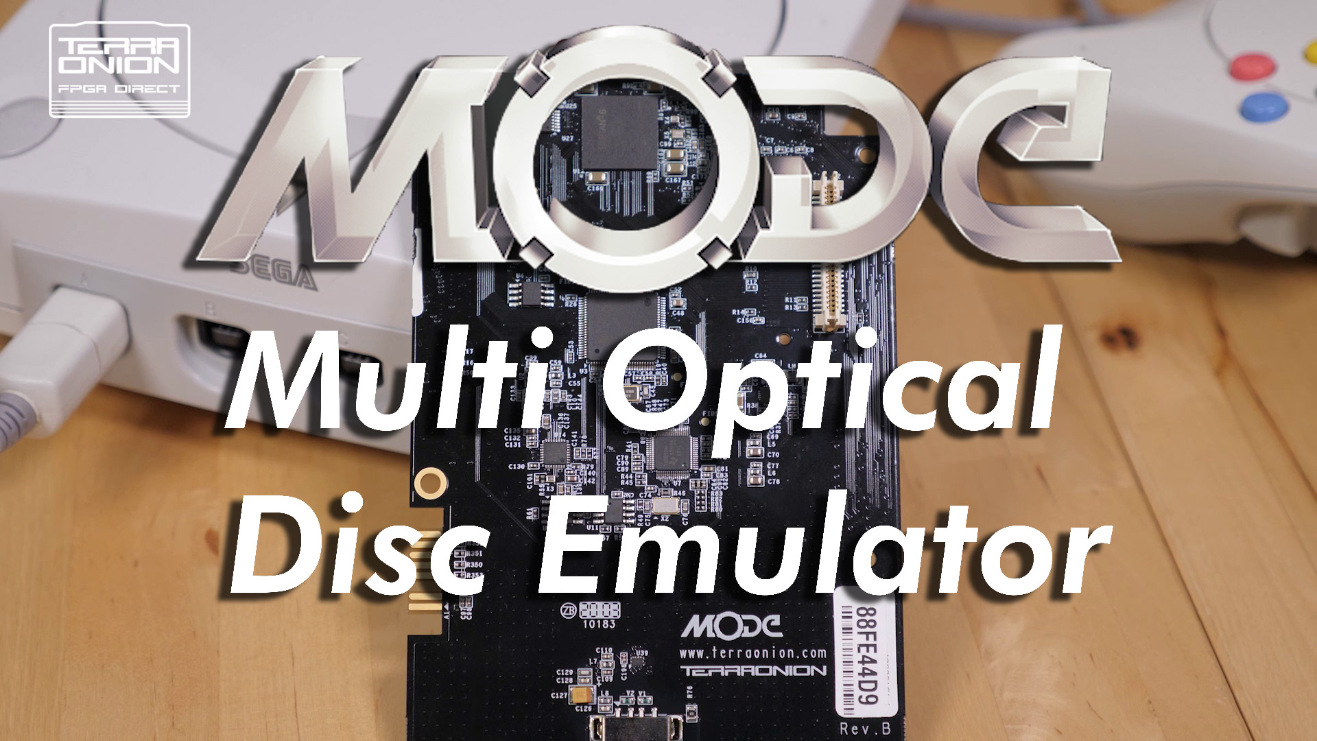 MODE: v1.03R02 Firmware and Saturn/DC Database Update