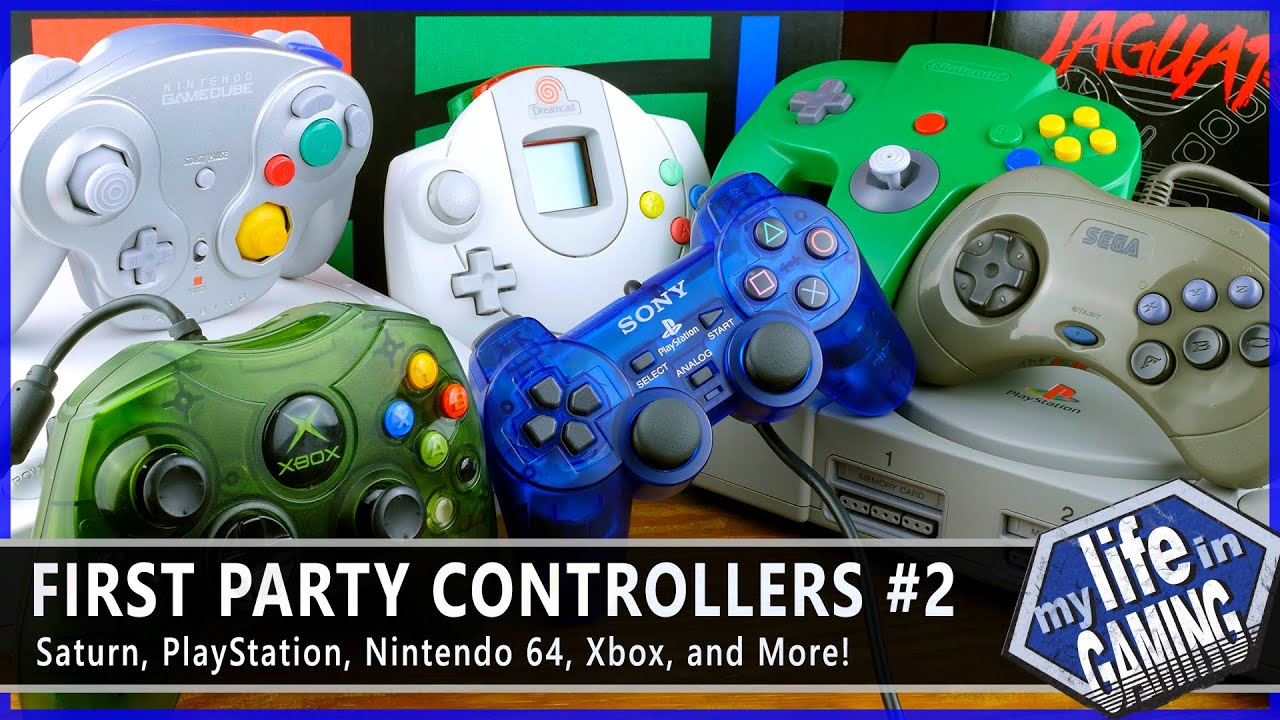 MLiG releases Pt2 of their ode to first-party controllers