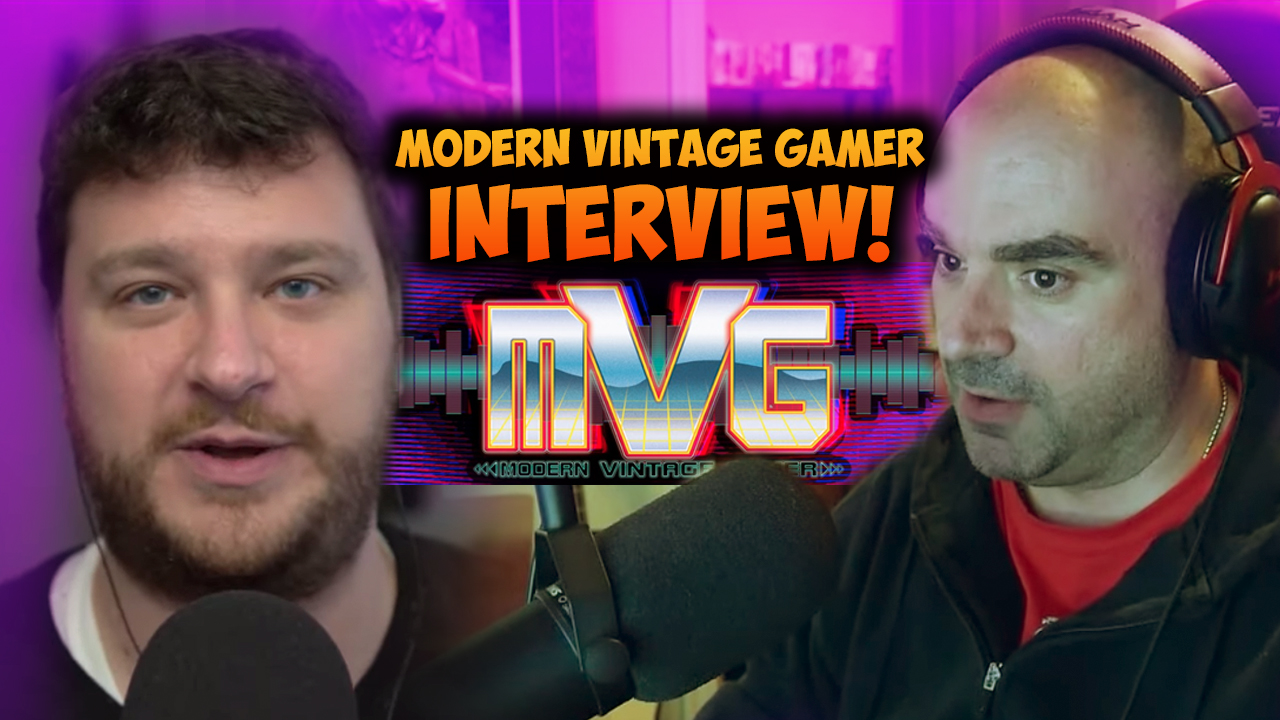 Interview: Modern Vintage Gamer