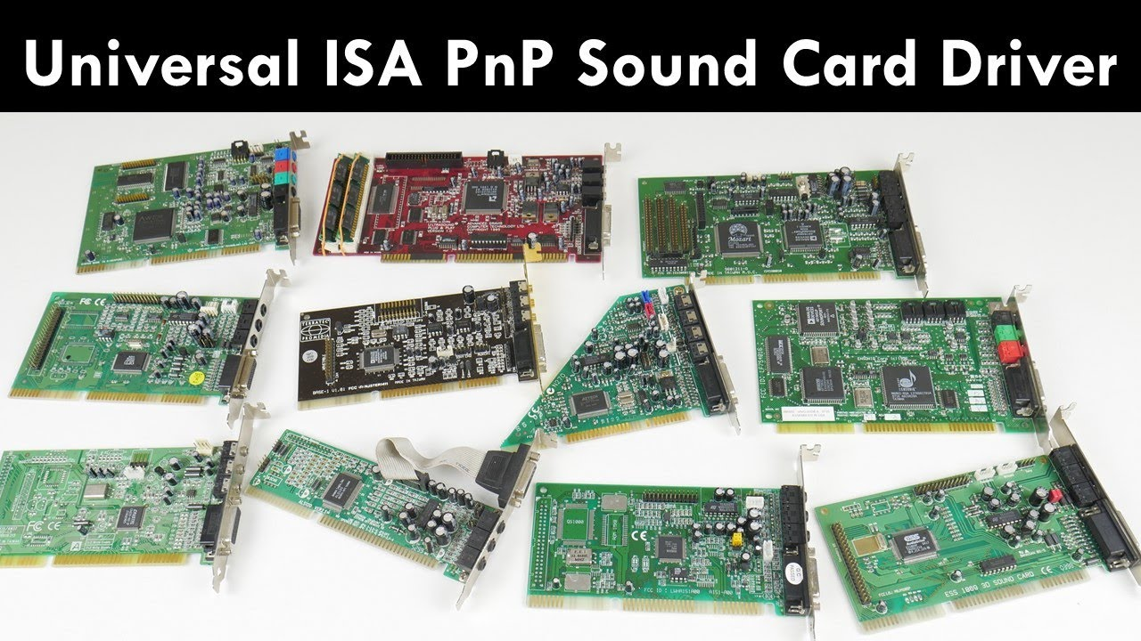 UNISOUND: Universal PnP Sound Card Enabler